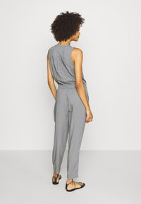 Opus - MARALDA LEAF - Jumpsuit - black - 2
