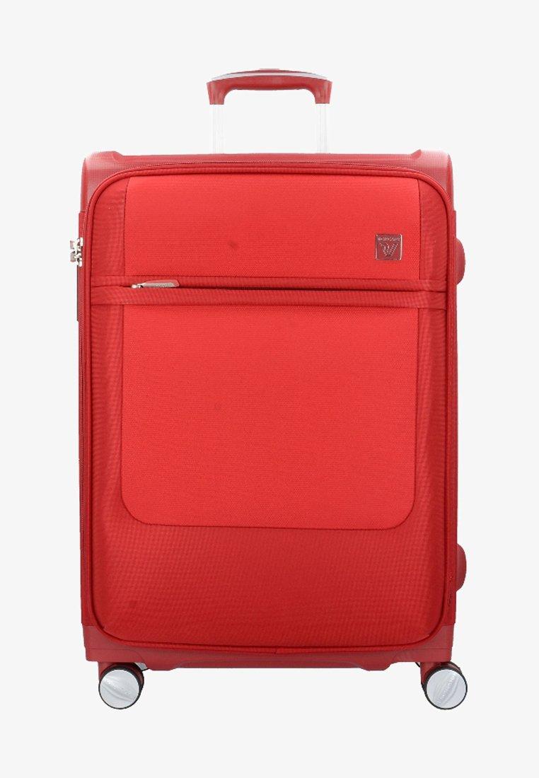 Roncato - NEW YORK  - Wheeled suitcase - red
