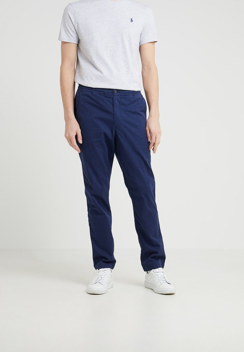 Polo Ralph Lauren - CLASSIC TAPERED FIT PREPSTER - Chinos - newport navy
