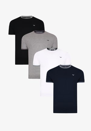 T-shirt basic - mehrfarbig