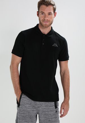 PELEOT - Polo shirt - black