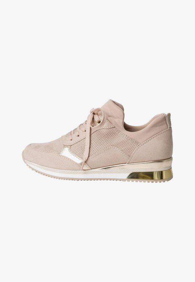 Sneakers laag - dune comb