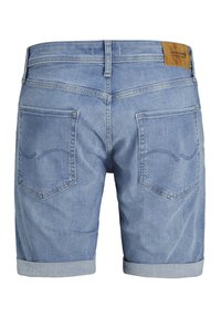 Jack & Jones - Denim shorts - blue denim - 1