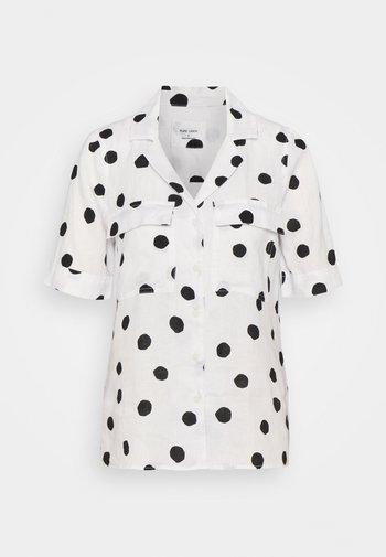 SPOT RESORT - Button-down blouse - multi coloured