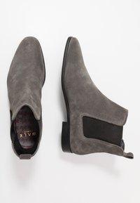 Walk London - ALFIE CHELSEA BOOT - Stivaletti - tanned grey - 1