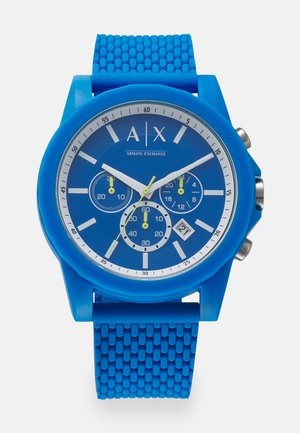 OUTERBANKS - Chronograph watch - blue
