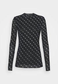 Cras - TOBYCRAS - Bluzka z długim rękawem - mono mono - 4