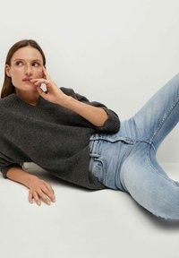 Mango - SOHO - Jeans Skinny Fit - middenblauw - 5