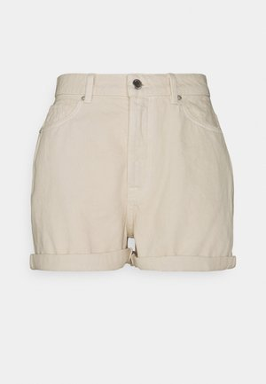 ONLBAY MOM - Denim shorts - whitecap gray