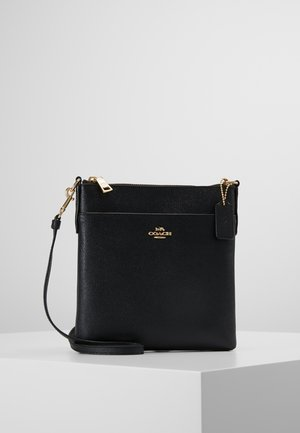 CROSSBODY - Skuldertasker - gold/black