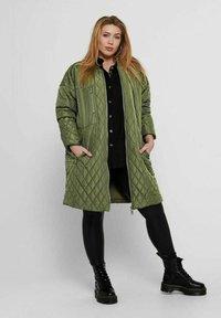 ONLY Carmakoma - Winter coat - kalamata - 1