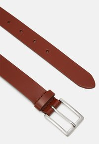 Pier One - LEATHER - Cintura - cognac - 1