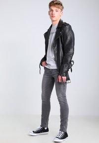 Tigha - ETHAN - Leather jacket - black - 1