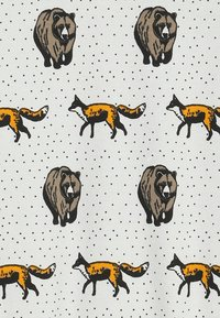 Tobias & The Bear - BABY THE FOX AND THE BEAR LONG ROMPER - Pyjamas - pale stone - 4