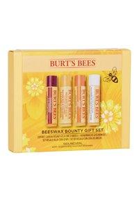 Burt's Bees - BEESWAX BOUNTY GIFT SET - Lip palette - - - 1
