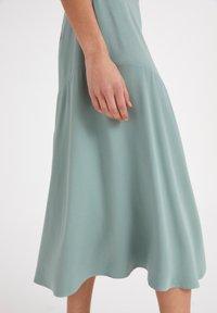 ARMEDANGELS - AASY - A-line skirt - eucalyptus green - 3