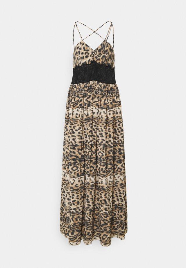 CAMI FLOORLENGTH - Společenské šaty - tan/brown