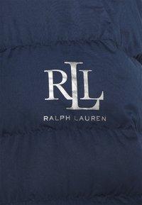 Lauren Ralph Lauren - MATTE FINISH COAT - Down coat - navy - 6