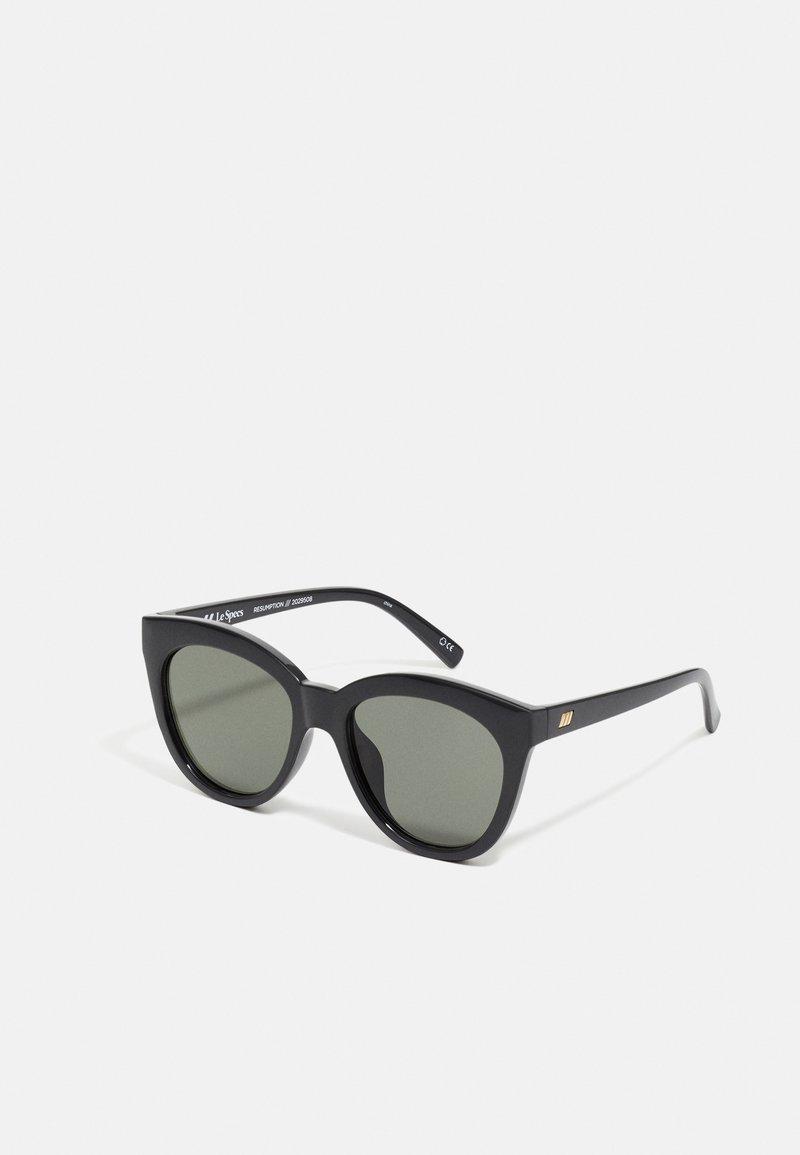 Le Specs - RESUMPTION - Sluneční brýle - black