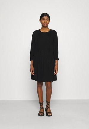 VMGIDGET 3/4 SHORT DRESS  - Day dress - black