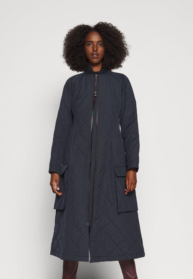 AFOSO - Classic coat - ultramarine