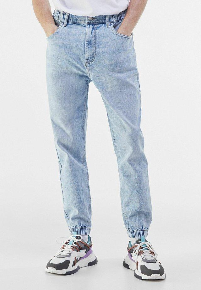 Jean boyfriend - light blue