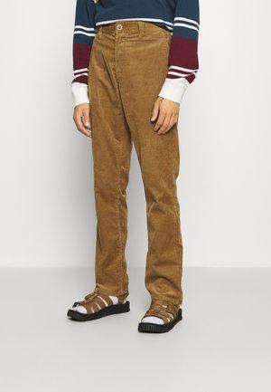 CHOICE PANT - Pantalon classique - khaki