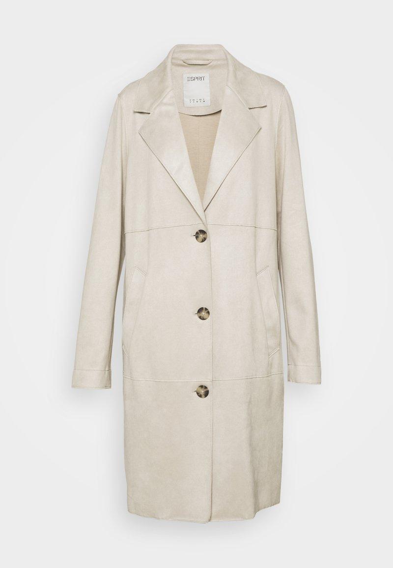 Esprit - Manteau classique - cream beige
