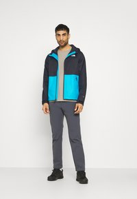 The North Face - Waterproof jacket - blue/black - 1