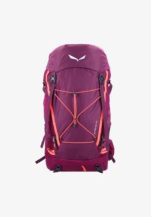 Hiking rucksack - dark purple