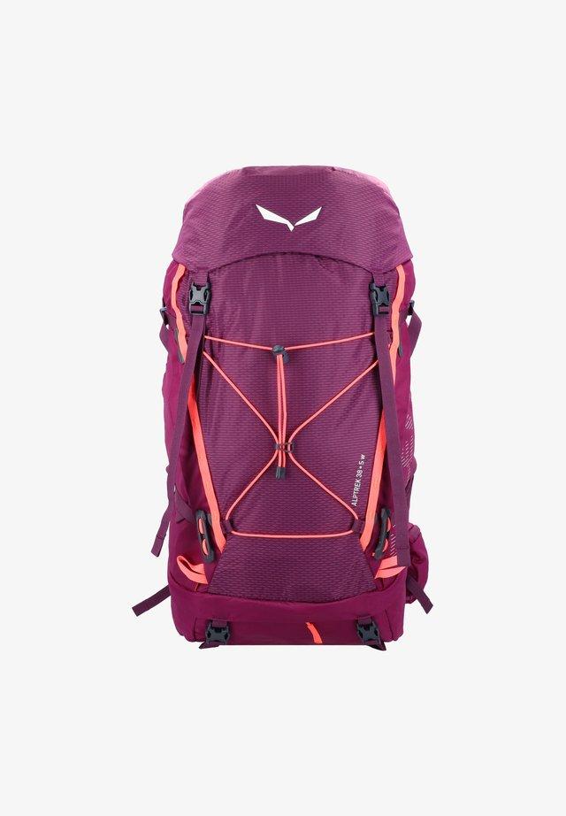 Sac de trekking - dark purple