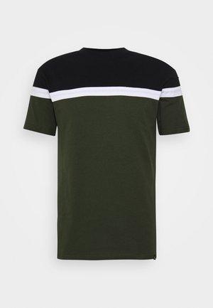 TERRACE TEE - T-shirts print - khaki