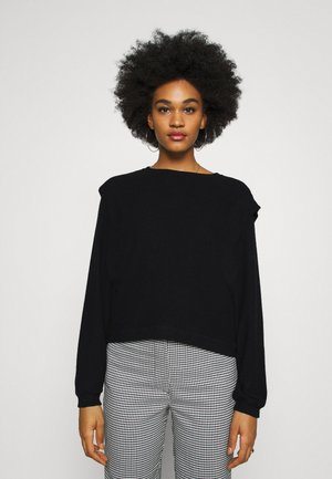 VMTAMMI SHOULDER - Svetr - black