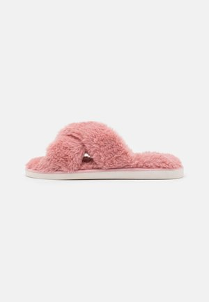Slippers - rose