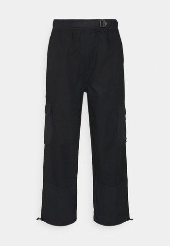 CARGO PANT UNISEX - Pantaloni cargo - black