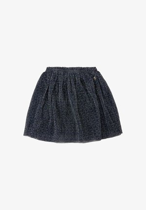 Pleated skirt - original multicolored
