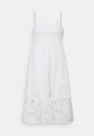 EMILIA DRESS - Vestido de cóctel - offwhite