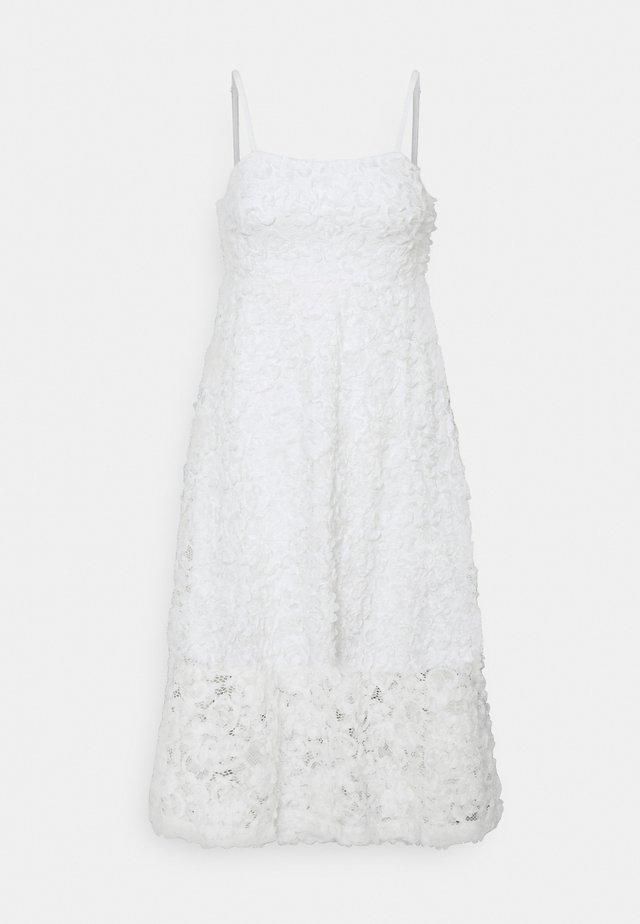 EMILIA DRESS - Cocktailjurk - offwhite