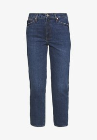 River Island - Straight leg jeans - mid auth - 3