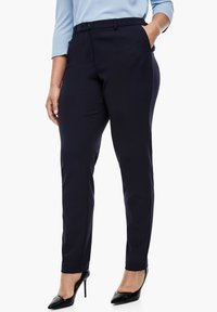 Triangle - Trousers - navy - 5