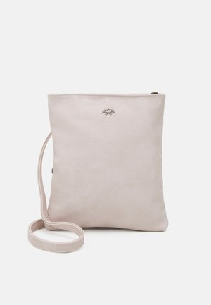 RONJA SMALL PEARL - Across body bag - off white