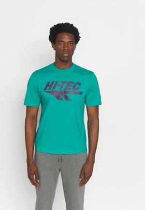BEN - T-shirt print - teal