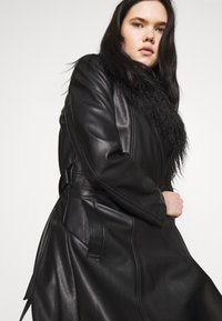 Topshop - SIENNA - Classic coat - black - 3