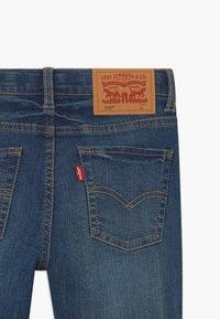 Levi's® - 510 SKINNY FIT COZY - Jeans Skinny Fit - blue denim - 3