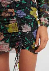 Alice McCall - COSMIC MINI - Pouzdrové šaty - black - 5
