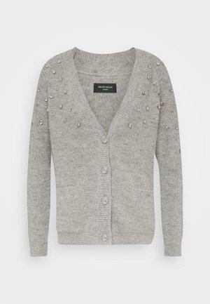 PARISA OTHELIA - Cardigan - light grey mel