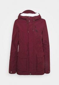 O'Neill - WANDERLUST JACKET - Snowboard jacket - windsor wine - 4