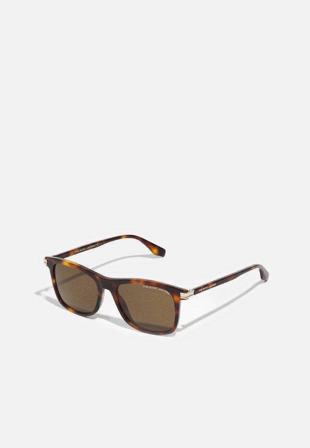 UNISEX - Lunettes de soleil - havana brown