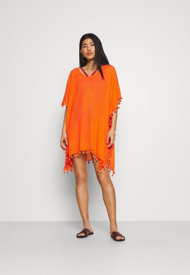 AMNESIA KAFTAN - Beach accessory - spicy orange