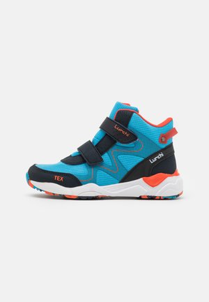 LUKE TEX - Sneakersy wysokie - blue